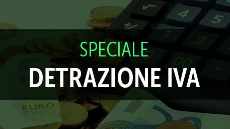 Speciale detrazione IVA